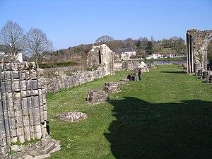 William fitz Giroie - Image: Abbaye Saint Evroult Notre Dame du Bois 3