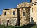 Abbazia di Sant'Antimo - 14 - L'abside della chiesa originaria.jpg
