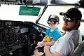 Abbotsford Airshow Cockpit Photo Booth ~ 2016 (28957229631).jpg