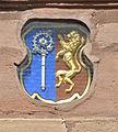 Abenberg Rathaus Stadtwappen.jpg