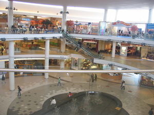 Richmond, British Columbia - Aberdeen Centre, one of the many Asian-themed shopping malls in Richmond.
