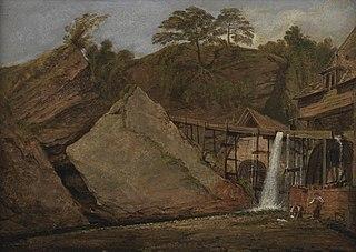 Aberdyllis Mill, Vale of Neath