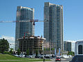 Absolute Condos - Construction - June 4th, 2009.jpg
