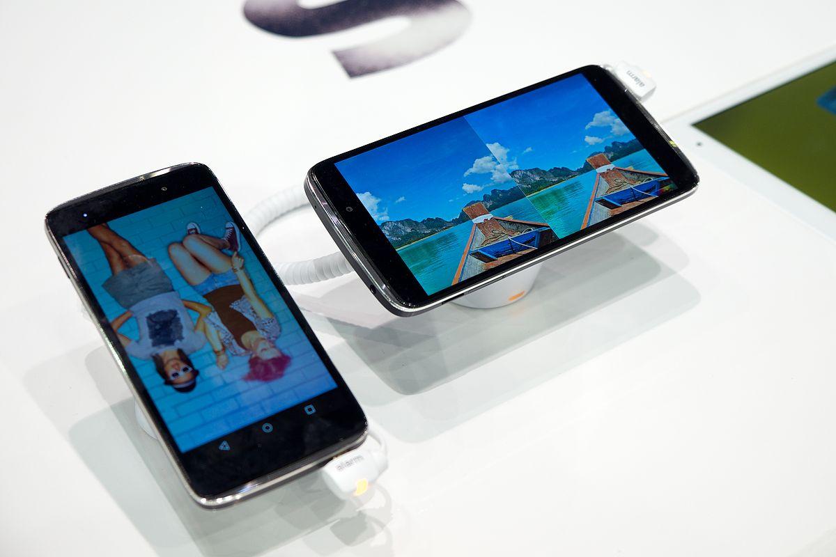 Alcatel Mobile - Wikipedia, la enciclopedia libre