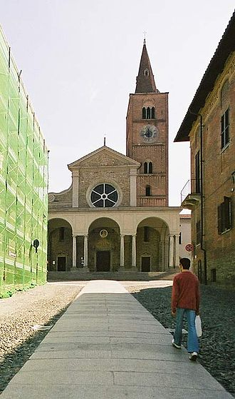 Acqui Terme - Image: Acqui Terme – the cathedral