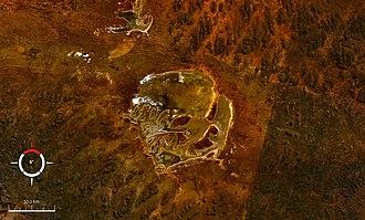Acraman crater - Image: Acraman