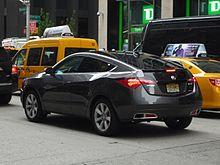 Acura ZDX - Wikipedia