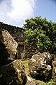 Adega centenária e típica da Fajã do Meio, atenção ao trabalho de cantaria, pertencente a João dos Santos Bettencourt, na Fajã do Meio, Velas, ilha de São Jorge.JPG