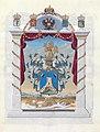 Adelsdiplom - Hellin 1832 - Wappen.jpg