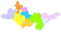 Administrative Division Jingzhou.png