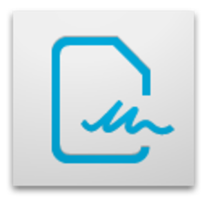 Acrobat.com - Image: Adobe Echo Sign icon (2012)