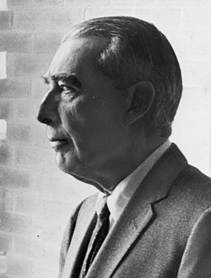 Adolf A. Berle - Berle in 1965