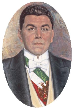 Adolfo de la Huerta - Image: Adolfo de la huerta 1