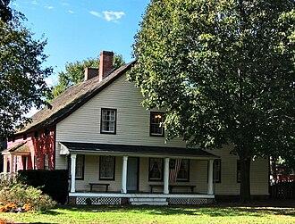 Glen Oaks, Queens - Queens County Farm Museum