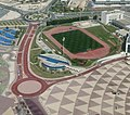 Aerial view of Aspire Zone in Baaya and Mehairja (cropped Aspire Zone).jpg