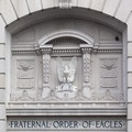 Aerie No. 1, Fraternal Order of Eagles building detail, Seattle, Washington LCCN2010630657.tif