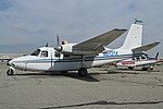 Aero Commander 500A 'N6127X' (26430102986).jpg