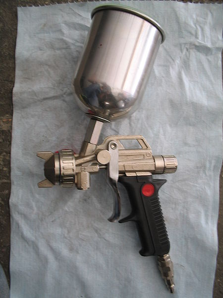 pistolet do malowania