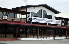 "Aeropuerto Internacional de Albrook ""Marcos A. Gelabert/Albrook ""Marcos A. Gelabert"" International Airport/Port lotniczy Albrook ""Marcos A. Gelabert"""