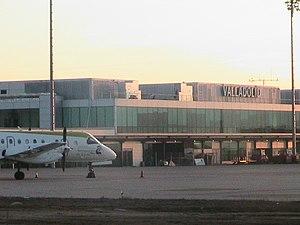 Valladolid Airport - Terminal.