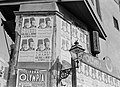 Affiches voor de vertoning van de film Les fils du desert met Laurel & Hardy, Bestanddeelnr 191-0068.jpg