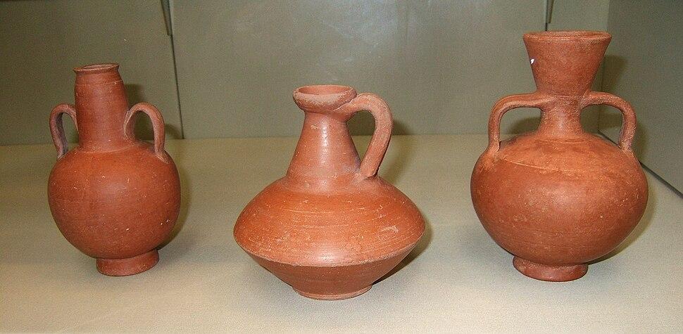African Red Slip vessels
