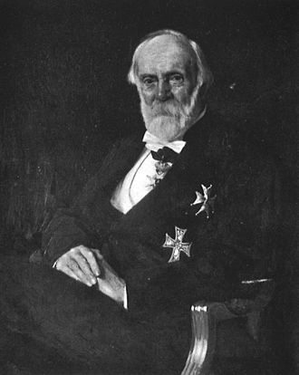 Jacob Georg Agardh - Image: Agardh, Jacob Georg (av Oscar Björck 1893)