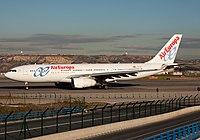 EC-LQP - A332 - Air Europa