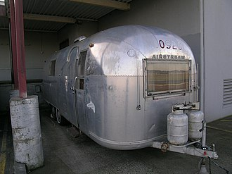 Airstream - 1966 Airstream Overlander International