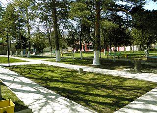 Achmeta parkas