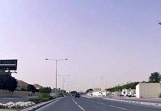 Fereej Al Soudan District in Al Rayyan, Qatar