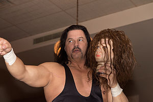 Al Snow - Al Snow with Head at a show in 2013.