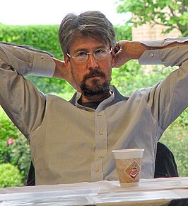 Alan Ruck tijdens de Dallas Comic Con (2006).