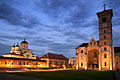 Alba Iulia - Catedrala Incoronarii si Catedrala Sfantul Mihail.jpg