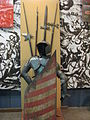 Alba Iulia National Museum of the Union 2011 - Armour and Weapons.JPG