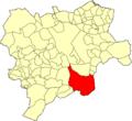 Albacete Hellín Mapa municipal.png