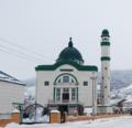 Alburikent mosque in Makhachkala (Dagestan).png