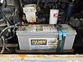 Aldi, Cosne, concrete pump (9) - battery.jpg