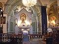 Aleppo (Halab), Innenraum der armenischen Kirche der 40 Märtyrer (38651028876).jpg