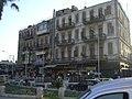 Aleppo (Halab), Verkehr, Osmanische Häuser in der Innenstadt (38674547042).jpg