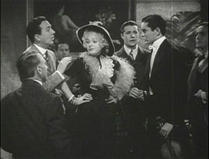 Alexander's Ragtime Band (film) - From l-r, Jack Haley, Alice Faye, Don Ameche, Tyrone Power