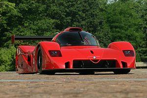 Alfa Romeo SE 048SP - Image: Alfa Romeo SE 048