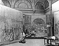 Alfons Mucha at work on Slav Epic.jpg