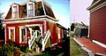 Alford-Nielson House 1992 EarthquakeDamages.jpg