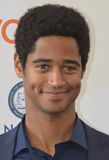 Alfred Enoch 2014 NAACP Image Awards (cropped).jpg