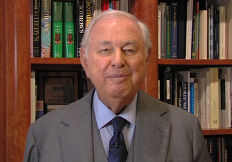 A. Alfred Taubman - Taubman in 2010