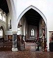 All Saints and St Columb, Notting Hill, London W11 - North aisle - geograph.org.uk - 885878.jpg
