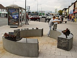 Allenton Hippo Sculpture by Michael Dan Archer Installed Aug2007.jpg