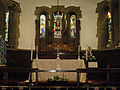 Altar in St Chad's Church, Poulton-le-Fylde.jpg