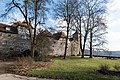 Alte Burg, Stadtmauer Rothenburg ob der Tauber 20180216 001.jpg